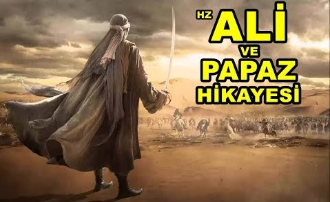 Hazreti Ali ve Papaz