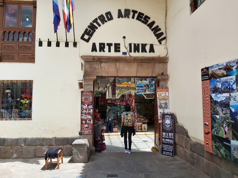 O que fazer em Cusco: Compras e Artesanatos