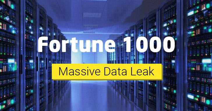 data-leak-fortune-1000