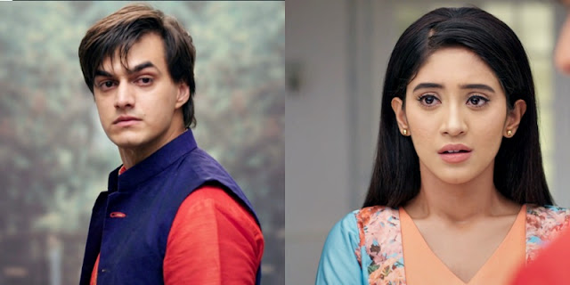 Big Twist : Kartik's Shocking surprise leaves Naira speechless in YRKKH