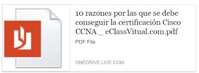 10 razones por las que se debe conseguir la certificación Cisco CCNA