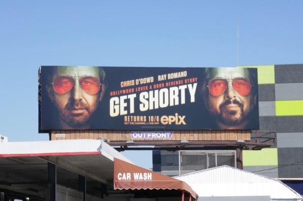 Get Shorty season 3 billboard