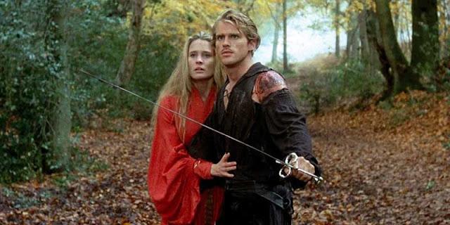 Escena de 'La princesa prometida' de Rob Reiner