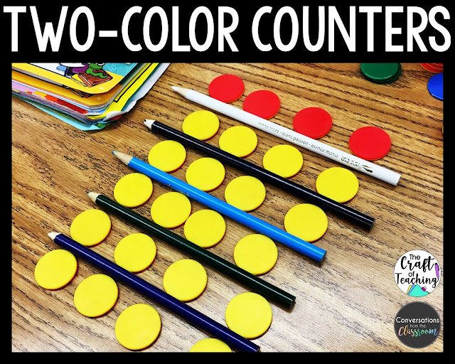 Two Color Counters
