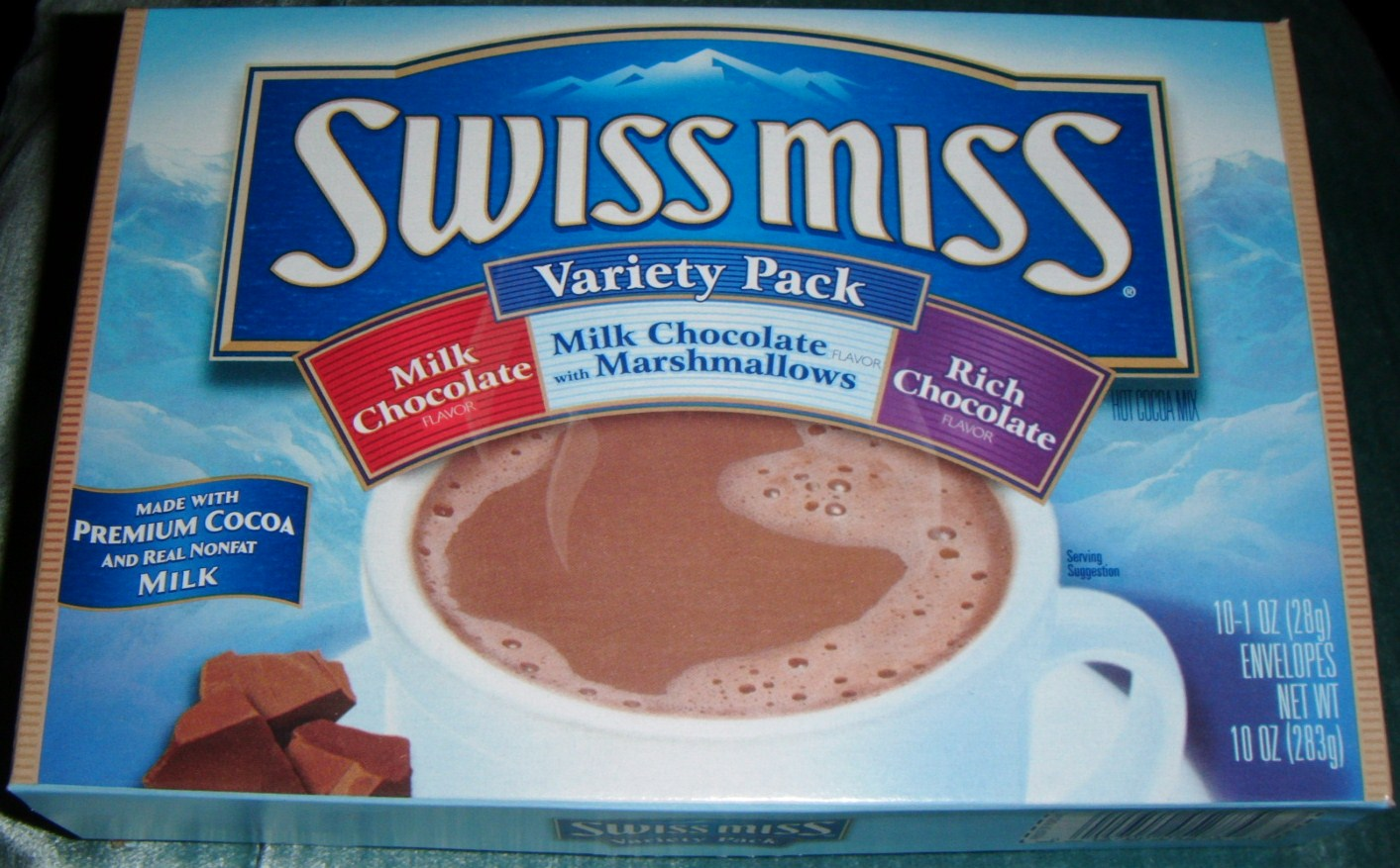 Foodstuff Finds Swiss Miss Hot Chocolate Variety Pack