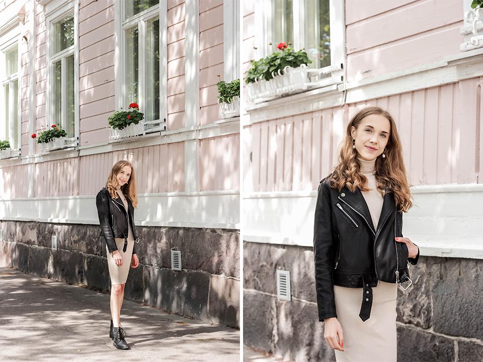 Fashion blogger transitional style inspiration - Muotibloggaaja, asuinspiraatio, välikausipukeutuminen