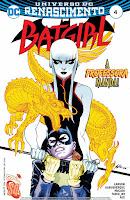 DC Renascimento: Batgirl #4