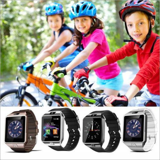 Touch Screen Bluetooth Sport Smartwatch For IPhone & Android