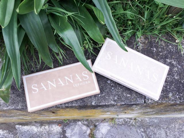 Palette Sananas x Sephora Round 2