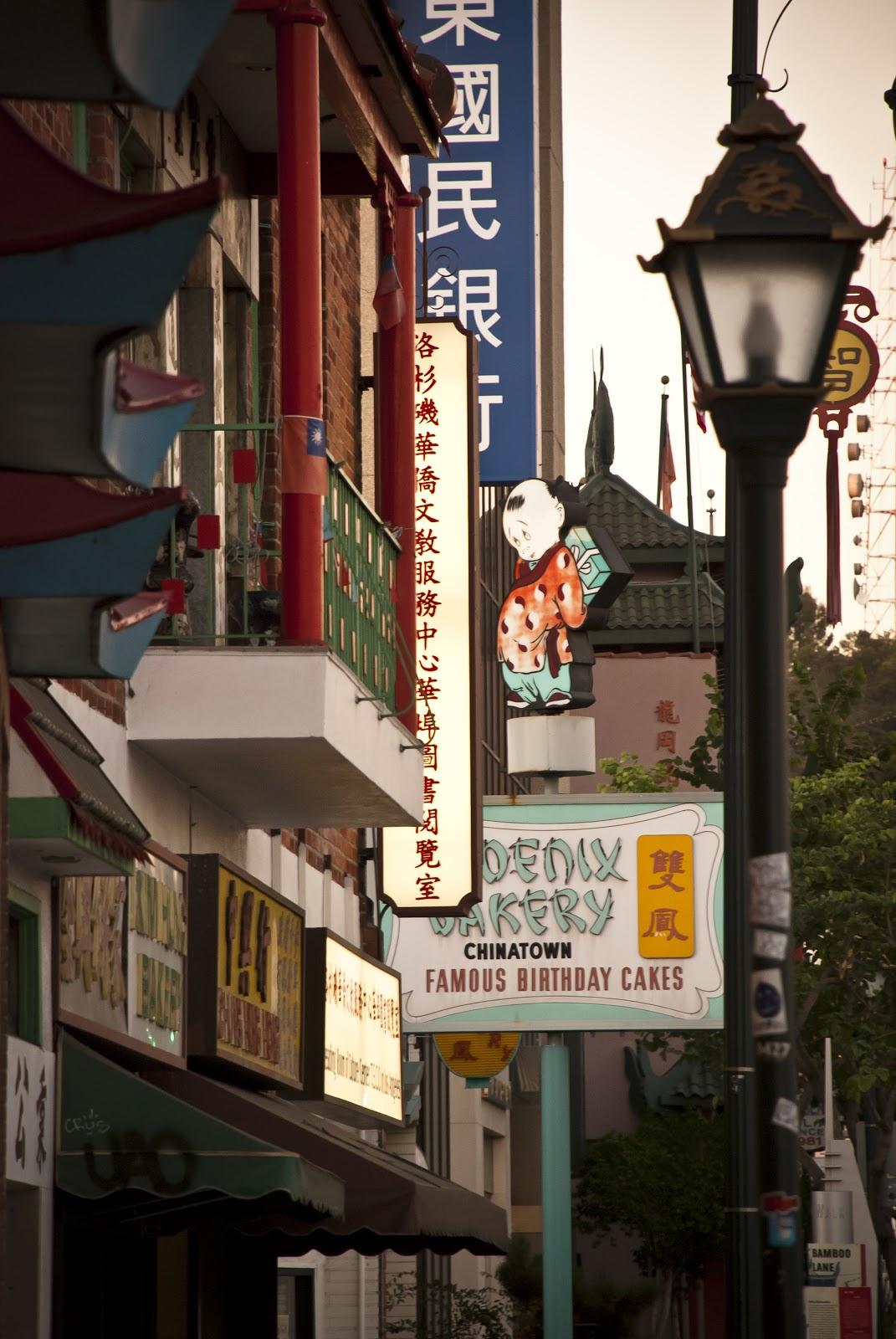 Phantom Los Angeles Chinatown Los Angeles