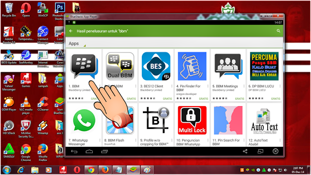 BBM resmi meluncurkan BBM versi Android Yakin ! Ikuti Cara BBM di PC / Laptop Pasti Sukses 99%