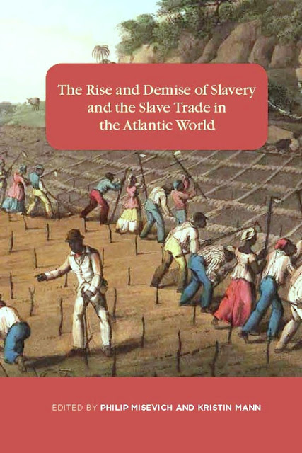 the beginning of the slave trade essay National archives and records administration southeast region, atlanta the african slave trade a selection of cases from the records of the us.