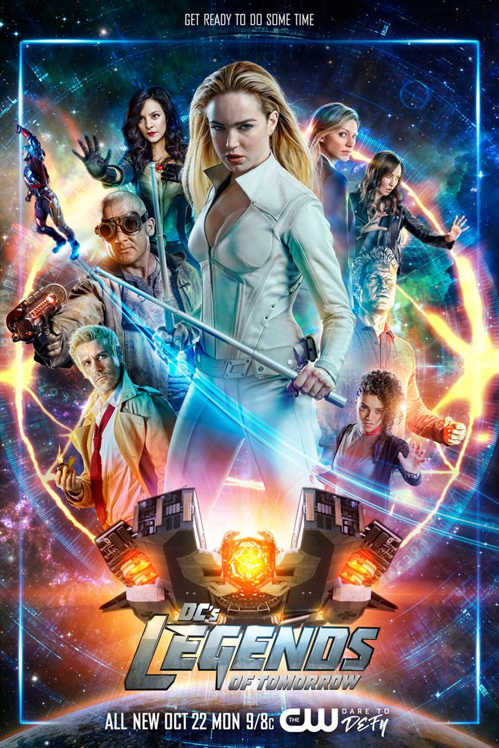 Legends of Tomorrow Temporada 4 Subtitulado // Latino