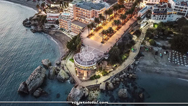 Balcón de Europa, Nerja - Costa del Sol