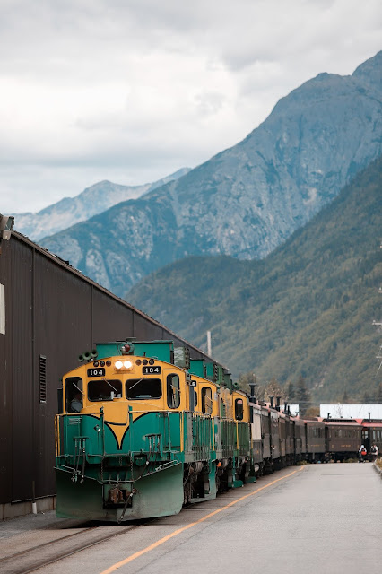 Skagway Railroad