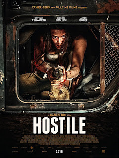 Hostile Legendado Online