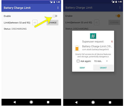 How to Set a Charging Limit on Your Android Device to Avoid Excess Battery Wear