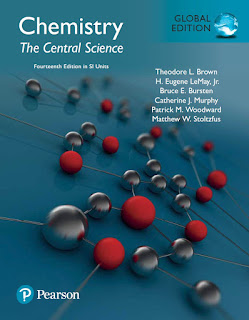 Chemistry The Central Science 14th Global Edition
