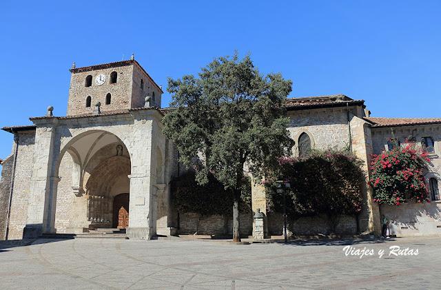 Basílica de Santa María del Concejo, Llanes