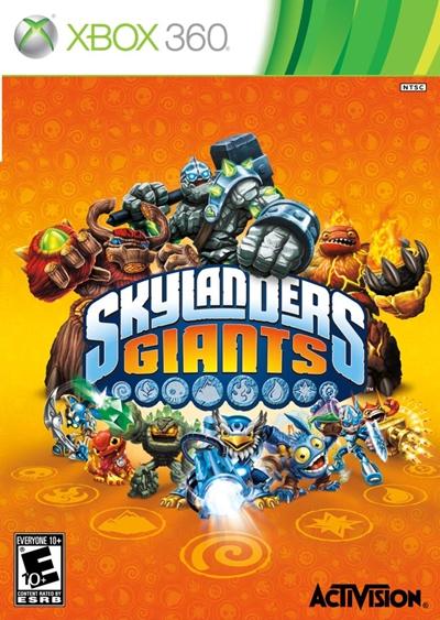 Skylanders Giants Xbox 360 Región Free Español 2012