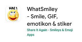 Cara Membuat Emoticon Whatsapp Bergerak