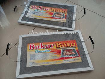 Batu Bakar Granito Bandung