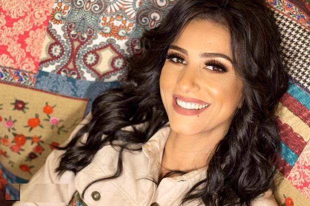 بالصور الفنانة حنان مطاوع ترزق بمولودتها أماليا