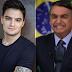 Felipe Neto e Bolsonaro integram lista das 100 pessoas mais influentes do mundo