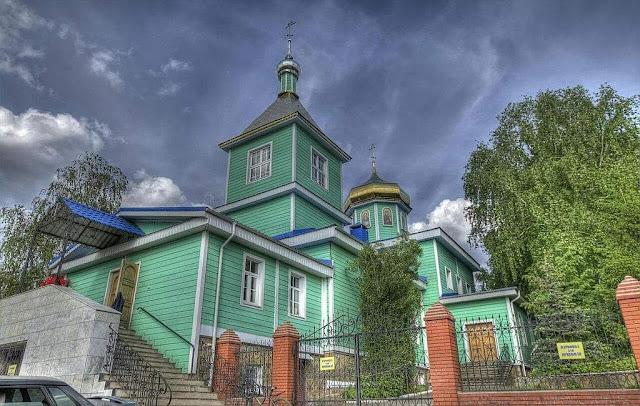В Уфе может исчезнуть старейшая церковь