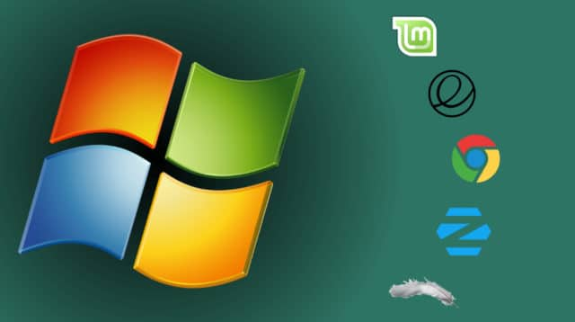 alternativas linux a windows 7