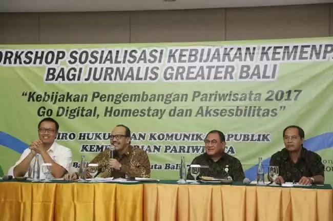 Workshop Pariwisata Greater Bali