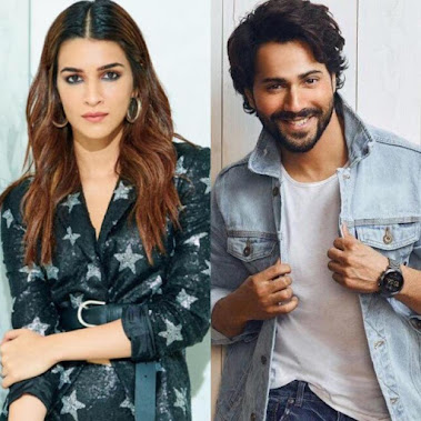 Varun Dhawan To Start Shooting For The Upcoming Horror-Comedy With Kriti Sanon