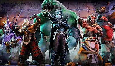تحميل لعبة الاكشن والمغامرة Dota Underlords للاندرويد بحجم خفيف