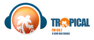 Rádio Tropical FM de São Carlos SC ao vivo