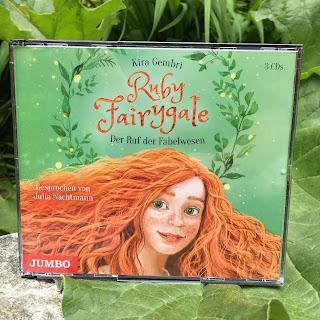 Hörbuch Ruby Fairygale – Der Ruf der Fabelwesen