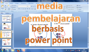 media pembelajaran berbasis ms power point