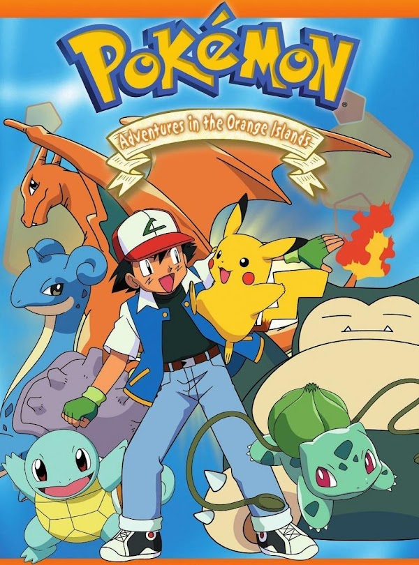 Pokémon Season 2 Episodes Adventures Of Orange Island In Tamil