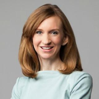 American journalist, Lisa Desjardins