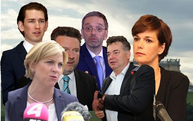 دراسة تكشف على نزاهة الأحزاب النمساوية