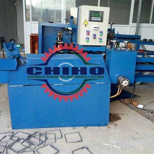 Ưu điểm và chế độ hoạt động của máy bẻ đai sắt