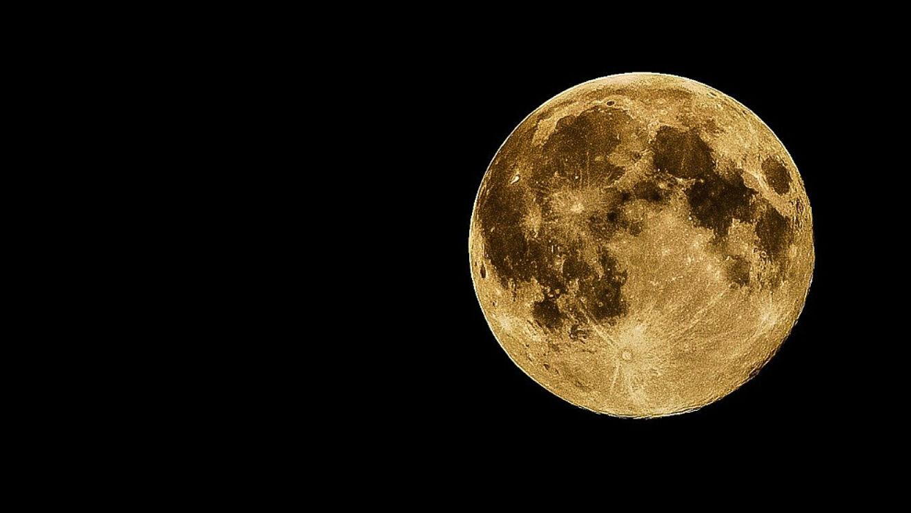 Luna de Gusano, tercera luna llena del año-TuParadaDigital