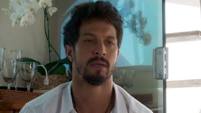 Em Bom Sucesso: Marcos descobre paixão de Marcos por Paloma e fica chocado