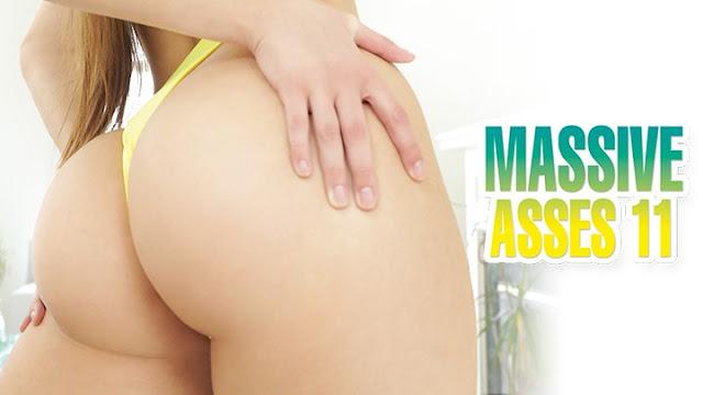 Massive Asses 11