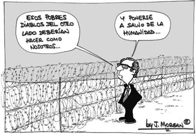 Humor & Digresión. La crisis de los refugiados. La solidaridad