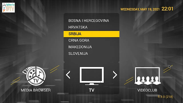 Installing Smart-STB is as easy and simple as any other App on your TV, mobile or computer and it opens your own portal to the world of IPTV.