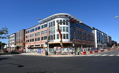 Beckert's Park, Foulger Pratt, Capitol Hill, BKV Group Architects