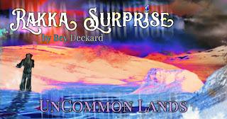 """""""Rakka Surprise"""" by Bey Deckard"""
