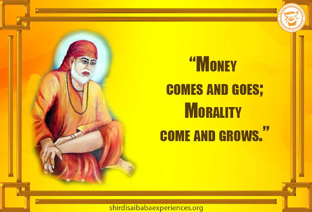 Baba Please Keep Us All In Good Health - Anonymous Sai Devotee