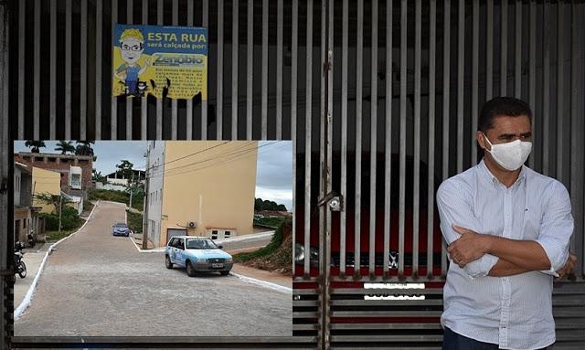 Guarabira: prefeito Marcus entrega ampliações de escolas no Nordeste II e Assis Chateaubriand e calçamentos de ruas no São José