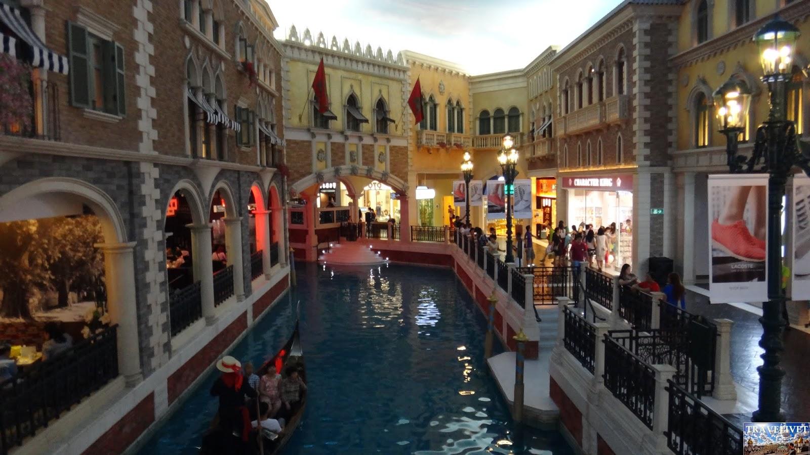 Chine China Macao Macau venise